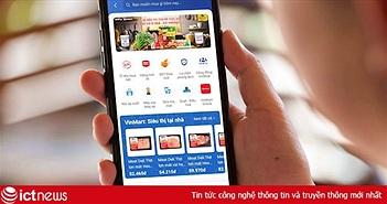 """Ngân hàng tiên phong đưa """"siêu thị VinMart Online"""" lên ứng dụng di động"""