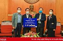 Samsung Việt Nam ủng hộ 10 tỷ đồng phòng chống dịch Covid-19