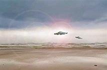 Cặp anh em Australia kể về cuộc hỗn chiến của hai UFO
