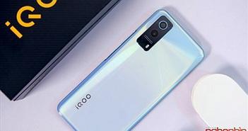 Trên tay iQOO Z3: gaming phone giá xách tay 5,9 triệu