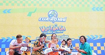 VTC11 tổ chức giải Cua – rơ nhí 2017 cho trẻ thích xe thăng bằng