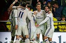 10 CLB bóng đá đắt giá nhất thế giới năm 2017: Real Madrid dẫn đầu