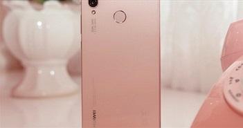 Huawei nova 3e có thêm bản màu hồng, giá 6,99 triệu đồng
