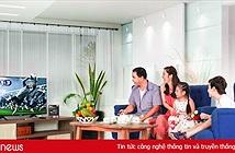 Clip TV tăng thêm 5 kênh truyền hình quốc tế