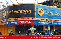 Cứ 2 điện thoại bán ra tại Việt Nam thì 1 chiếc của Thế Giới Di Động