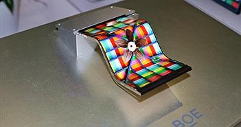 """Trung Quốc rót """"tiền tấn"""", tài trợ công ty trong nước sản xuất màn hình OLED"""