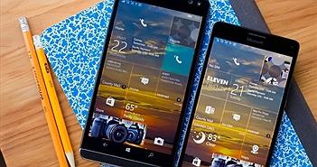 Windows Phone sẽ được nhận bản cập nhật Windows 10 April 2018 Update?