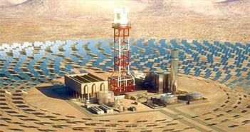 Sahara có trở thành nhà máy năng lượng mặt trời khổng lồ?
