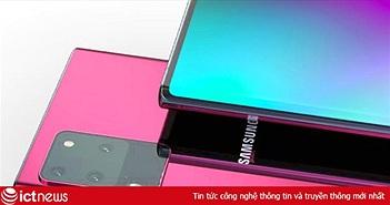 Samsung đột nhiên hé lộ một smartphone Galaxy hoàn toàn mới