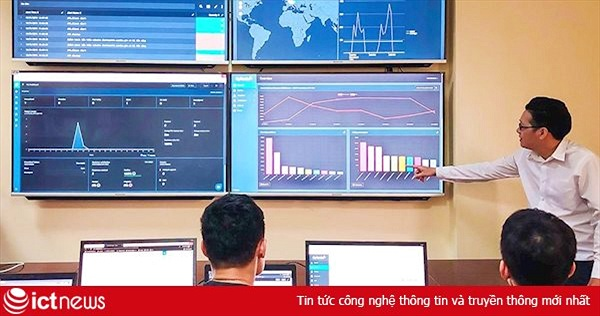 Sự cố an ninh mạng tại Việt Nam giảm mạnh trong tháng 4/2020