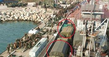 Nóng: Nga chuyển thêm xe tăng T-90 đến Syria, quyết chấm dứt chiến tranh?