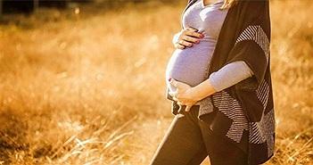 Tại sao nên sinh con trước 35 tuổi?