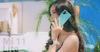 Mi 11 Lite 5G mở đặt trước, quà hơn 4 triệu, độc quyền CellphoneS