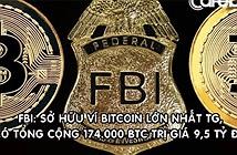 Bắt tội phạm ma túy, FBI vớ bẫm khi tịch thu luôn ví chứa 174.000 Bitcoin trị giá 9,5 tỷ USD