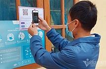 Hà Nội yêu cầu người dân check in bằng mã QR để phòng dịch Covid-19