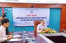 VNPT,Viettel, MobiFone, VTC tham gia Ban chỉ huy Phòng chống thiên tai