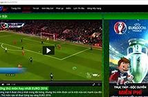 Xem trực tiếp EURO 2016 trên điện thoại và máy tính bảng