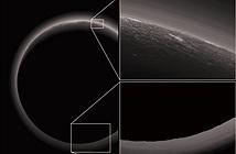 Ảnh chụp từ NASA phát hiện lớp mây mỏng trên Sao Diêm Vương