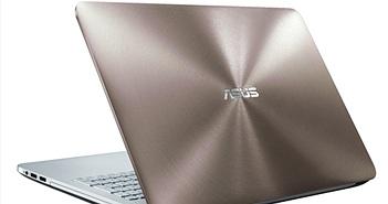 Asus tung ra VivoBook Pro N552VX cực chất giá 28 triệu