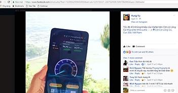 """Lướt web """"cực đỉnh"""" với thiết bị phát wifi 4G Viettel"""