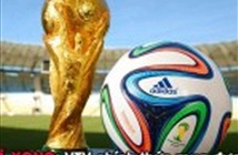 VTV chính thức có bản quyền World Cup 2018!