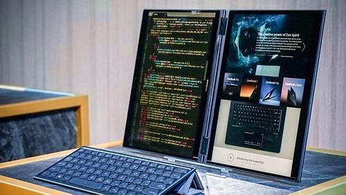 Asus giới thiệu laptop 2 màn hình tích hợp công nghệ AI