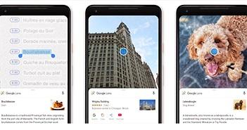 Google Lens giờ đã trở thành một ứng dụng độc lập