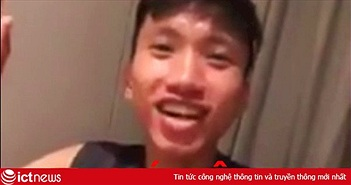 """Em út tuyển Việt Nam tung Vlog ăn nồi """"lẩu Thái chua cay""""... siêu nhỏ"""