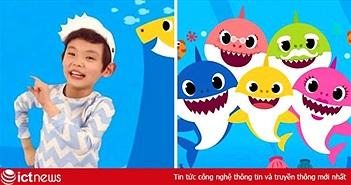 Hiện tượng mạng 'Baby Shark' sẽ được làm thành phim hoạt hình