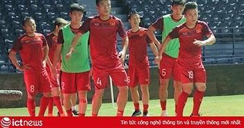 Xem bóng đá trực tiếp Việt Nam vs Curacao trên VTC1, VTC3