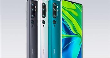 Xiaomi Mi CC 10 sẽ có zoom quang 12x, zoom kỹ thuật số 120x và Snapdragon 775G