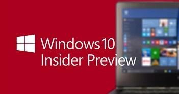 Microsoft ra mắt Windows 10 (10158) cho PC: đã có Edge, Cortana cải tiến, không còn lỗi lớn