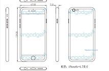Lộ bản vẽ kỹ thuật chi tiết về iPhone 6S