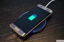 Những smartphone hỗ trợ sạc không dây tốt nhất hiện nay