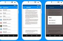 Amazon ra ứng dụng Cloud Drive cho iOS