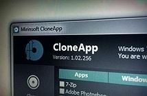 Lưu lại setting tất cả các phần mềm đã cài trên Windows