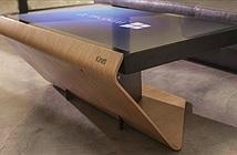 Máy tính bảng cỡ khủng kiêm... bàn cà phê giá hơn 100 triệu đồng