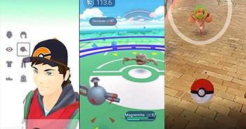 Người dùng Facebook Việt hào hứng rủ nhau bắt Pokemon