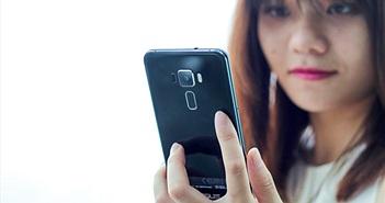 Cận cảnh Asus Zenfone 3 trước khi ra mắt chính thức tại Việt Nam