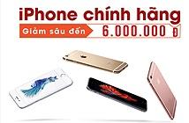 Giá iPhone chính hãng gần như chạm đáy, giảm sâu đến 6 triệu đồng
