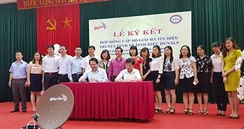 Lạng Sơn: Ngân hàng Nhà nước tặng đầu thu truyền hình vệ tinh cho xã vùng sâu