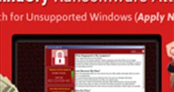 Kaspersky cung cấp tool miễn phí ngăn mã độc tống tiền