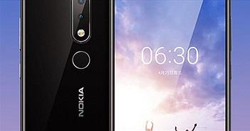 Nokia X6 bản quốc tế trình làng 19/7 dưới tên Nokia 6.1 Plus