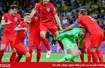 Lịch trực tiếp tứ kết World Cup 2018 giữa Thụy Điển vs Anh và Nga vs Croatia trên sóng VTV và HTV