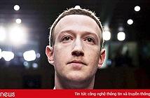 Mark Zuckerberg giầu thứ ba thế giới