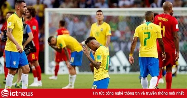 Neymar về nước nhưng vẫn đang đứng đầu bảng xếp hạng World Cup 2018