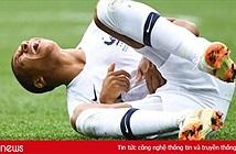 Sao trẻ Mbappe của Pháp gây bão mạng vì học cách lăn lộn ăn vạ như đàn anh Neymar, Ronaldo