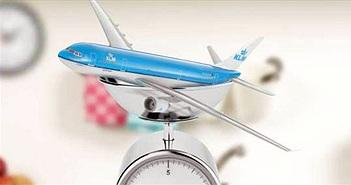 Có lẽ chẳng ai biết: Làm thế nào để cân 1 chiếc máy bay?