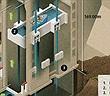 Kỹ thuật 2.000 năm giúp đập Tam Hiệp dễ dàng nâng tàu 3.000 tấn