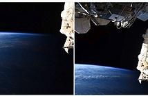 Phi hành gia NASA chia sẻ hình ảnh mãn nhãn về ranh giới ngày và đêm trên Trái đất nhìn từ vũ trụ